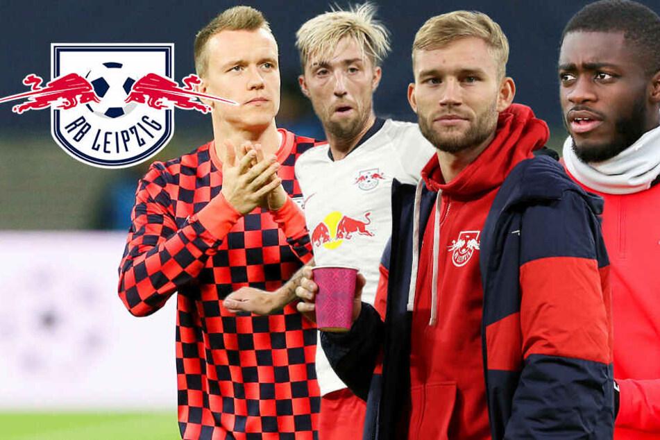 RB Leipzig: Vier wichtige Verträge laufen 2021 aus! So ist der Stand