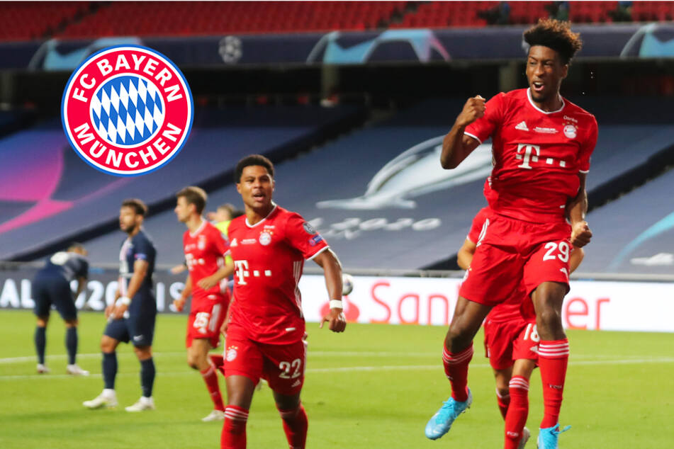Coman the King as Bayern crowned treble winners after Champions League victory