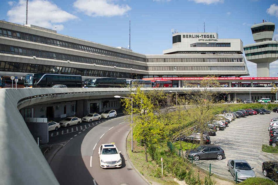 In diesem Ranking ist der Flughafen Tegel deutschlandweit Spitze