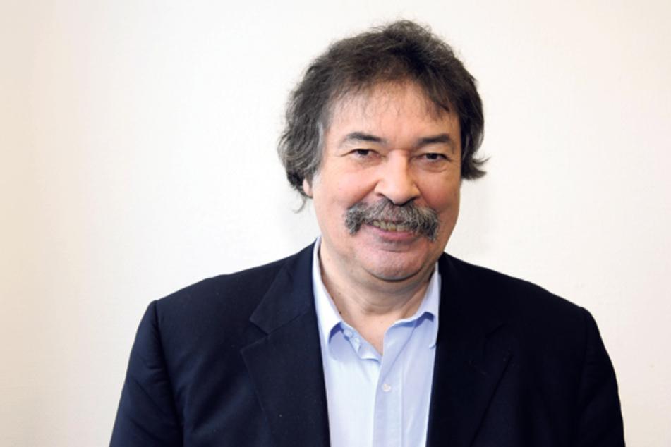 Der Dortmunder Ökonom und Autor Prof. Walter Krämer (72) gehört zu den prominenten Erstunterzeichnern des Appells.