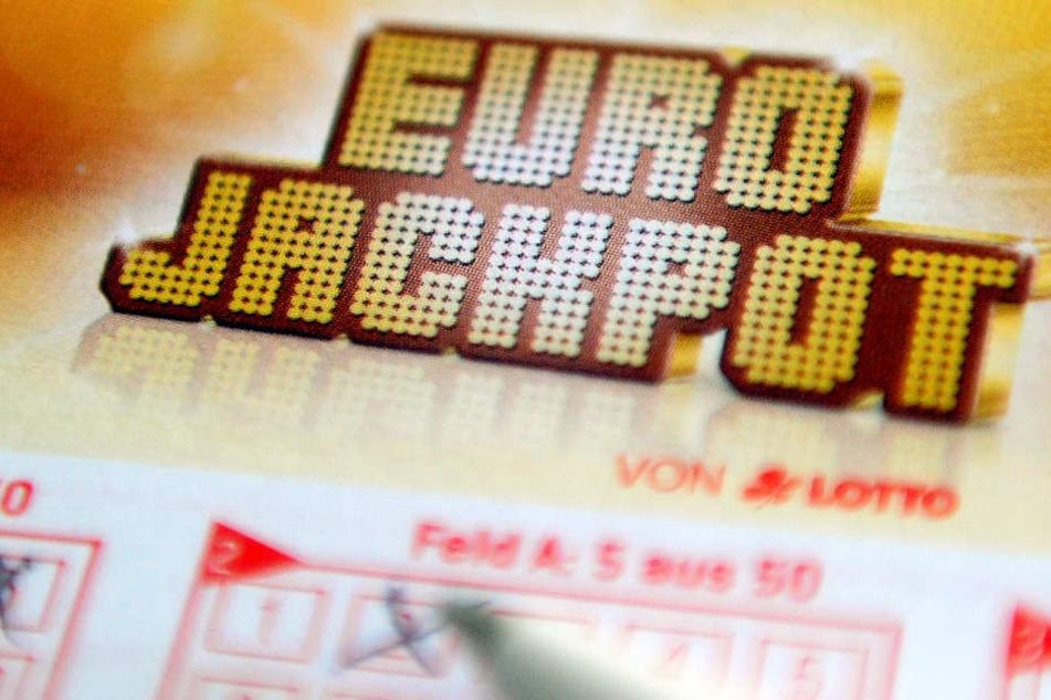 61 Millionen! Zwei Deutsche knacken Eurojackpot