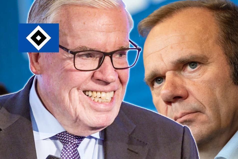 Machtfrage beim HSV: Hoffmann lehnt Kühne-Millionen ab