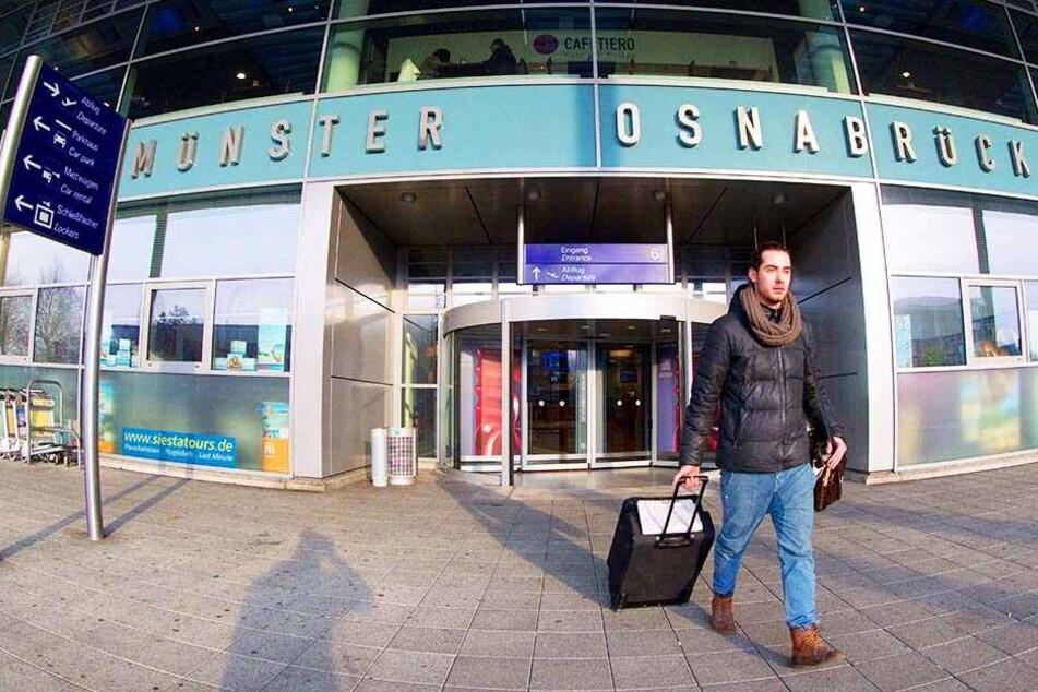 Vom Flughafen Münster/Osnabrück aus wollen weniger Menschen in die Türkei reisen.