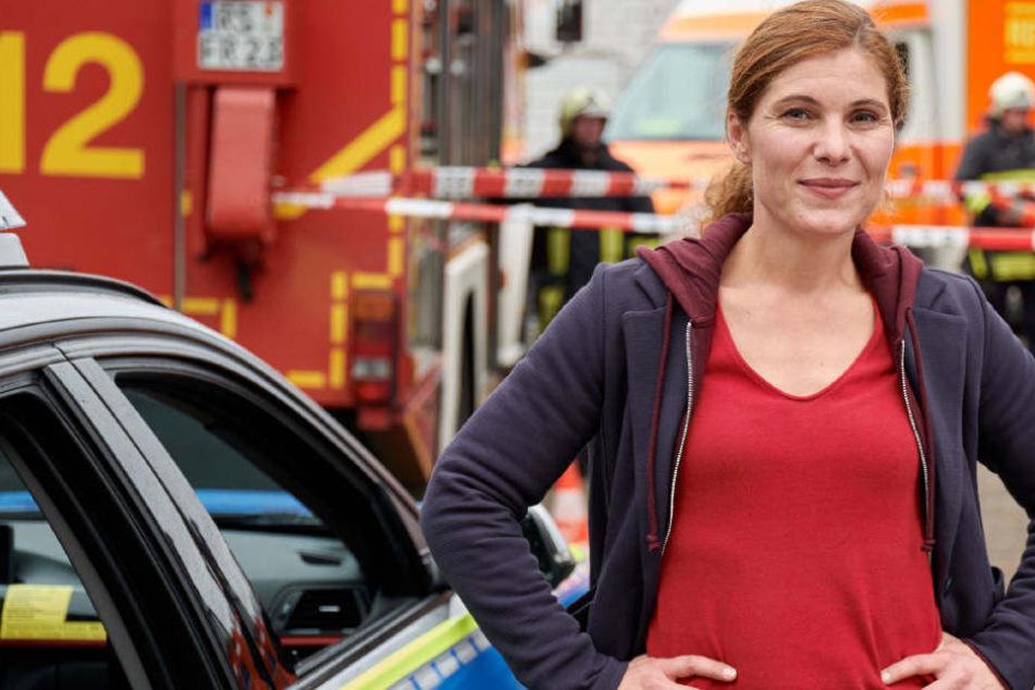 Yasmina Djaballah spielt die Kölner Polizeipsychologin Marie Bäumer.