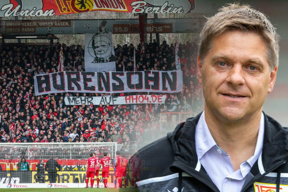 Oliver Ruhnert hat den DFB in die Pflicht genommen.