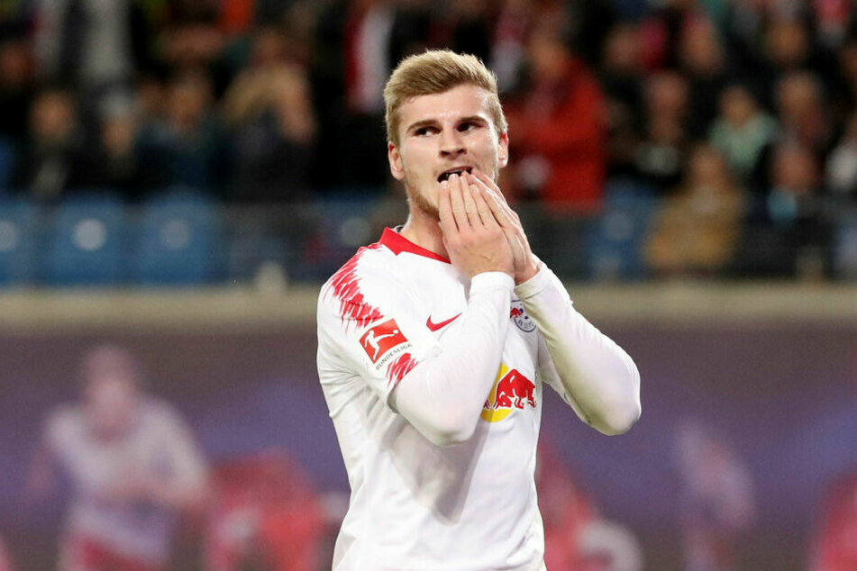 Ist gegen seinen Ex-Verein noch ohne Tor: Topstürmer Timo Werner.