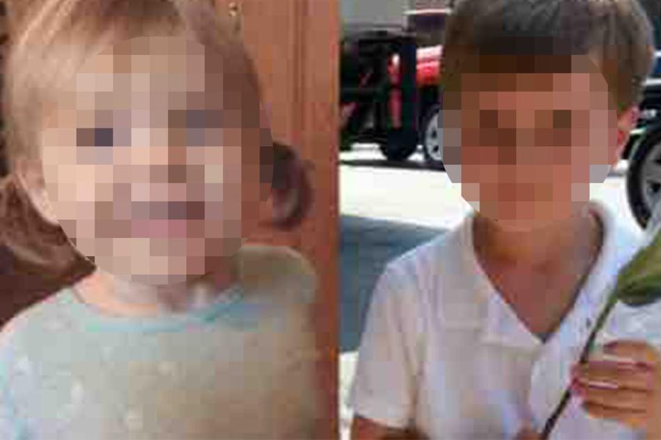 Ein Pitbull-Terrier hat eine Mutter und ihre beiden Kinder angegriffen.