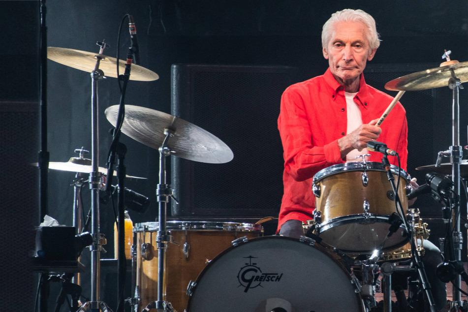 Rolling Stones' drummer Charlie Watts has died