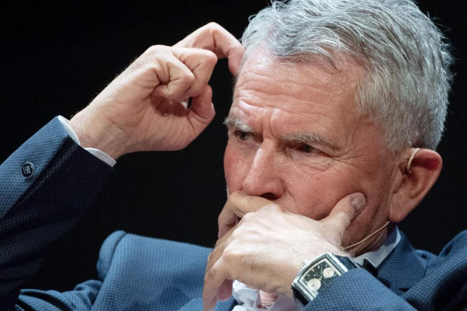 Besonders bei den Fans umstritten: VfB-Präsident Wolfgang Dietrich.