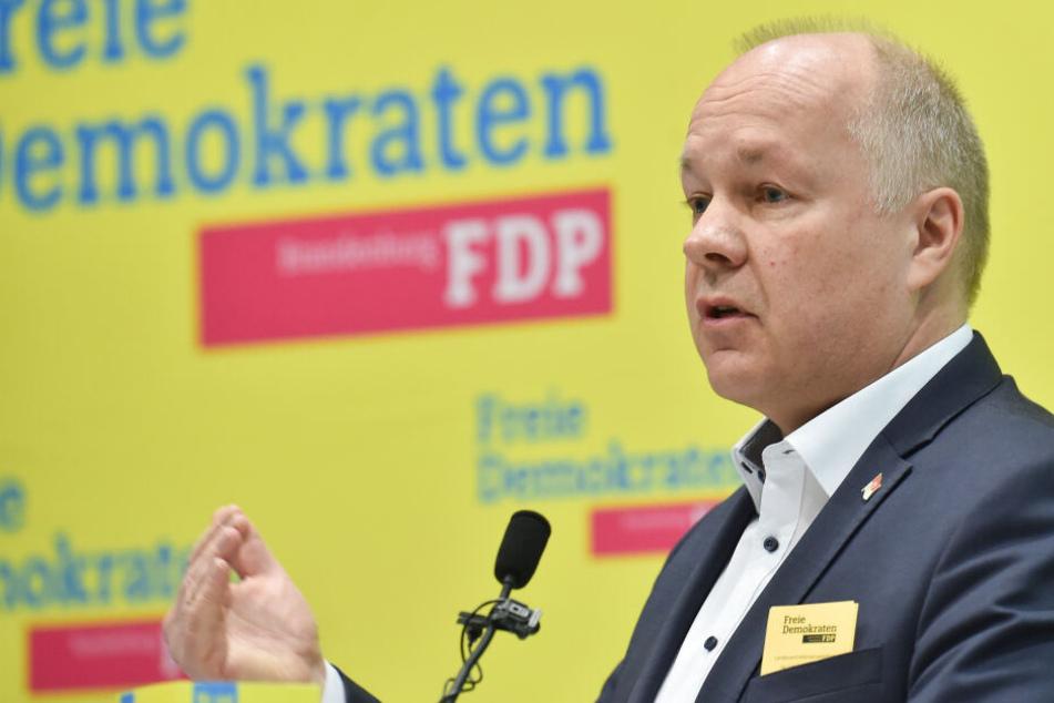 Landtagswahl in Brandenburg: Mit diesen Parteien würde die FDP nicht regieren