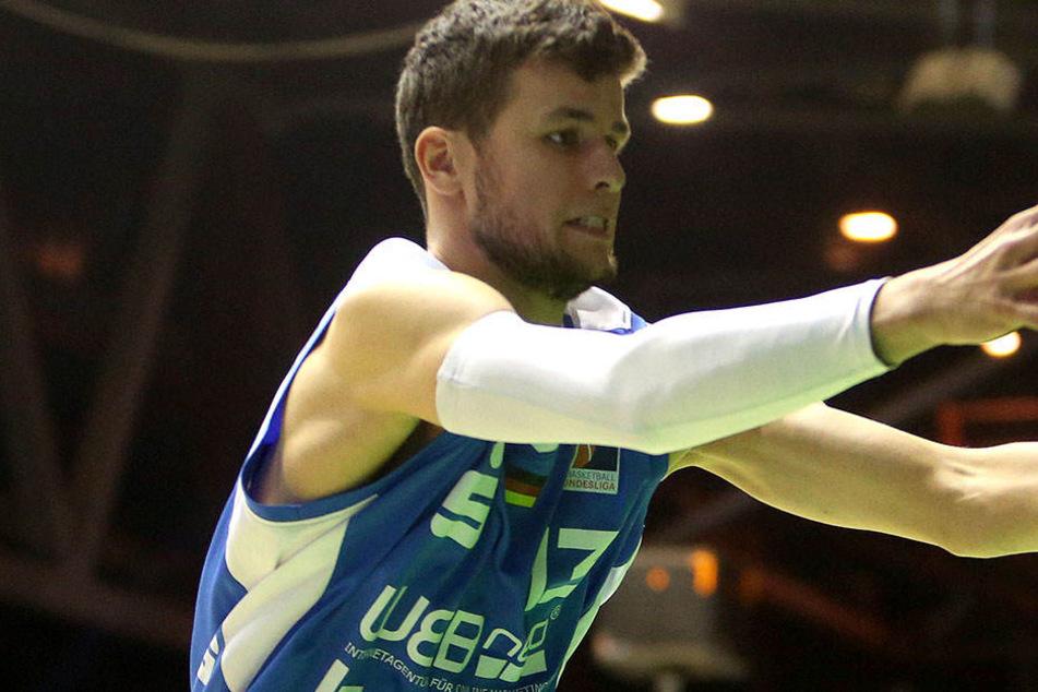 Stefan Nagora und seine Mitspieler kassierten im 23. Saisonspiel die 21. Niederlage.