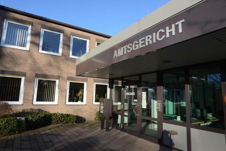 Vorm Amtsgericht Rahden wurde der Fall des 21-Jährigen verhandelt.