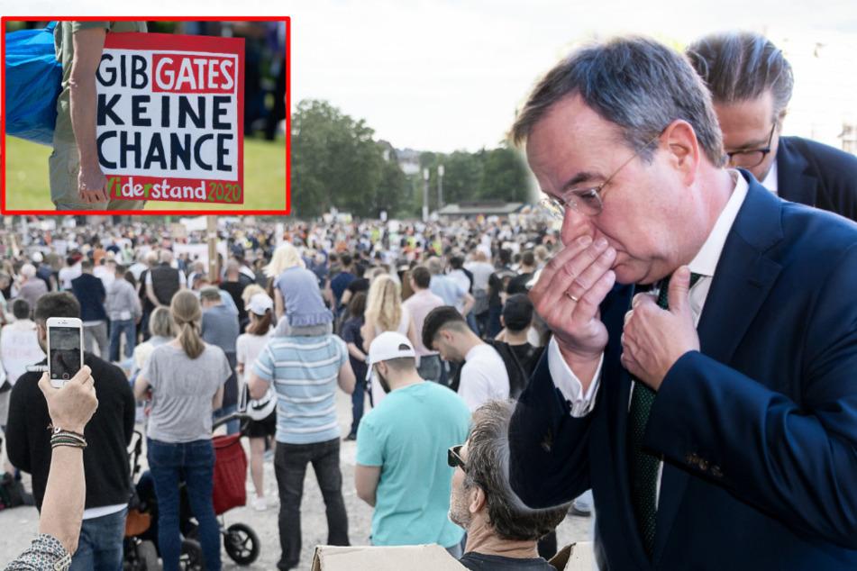 Politiker besorgt: Tausende Demonstranten gegen Corona-Maßnahmen erwartet