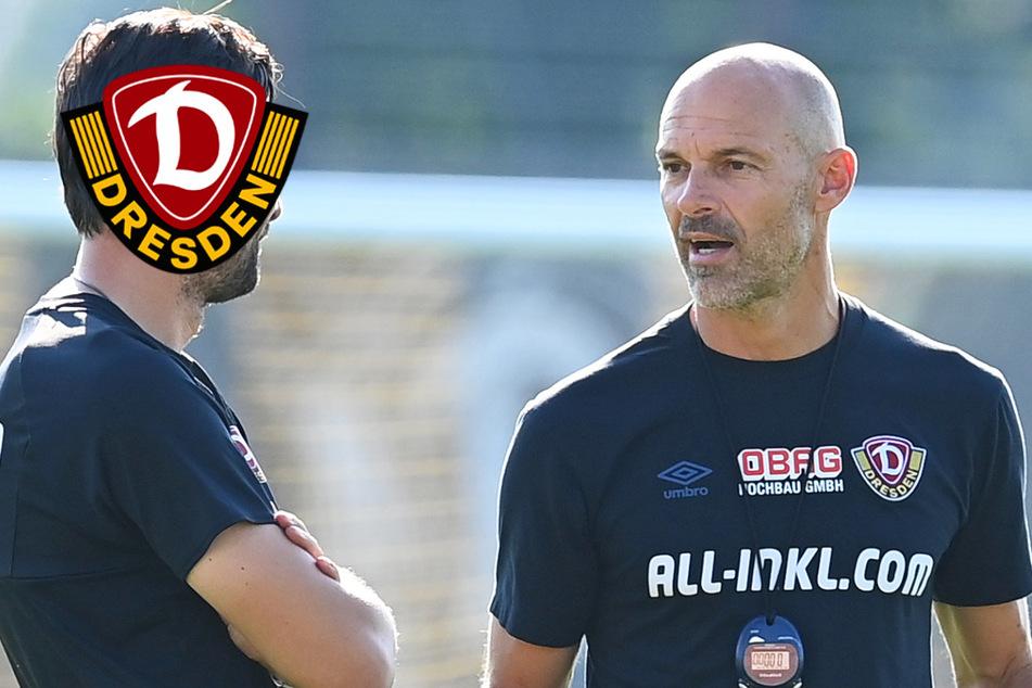"""Dynamo-Trainer hat bei Nürnberg ganz genau hingeschaut: """"0:7 verliert keiner gern"""""""