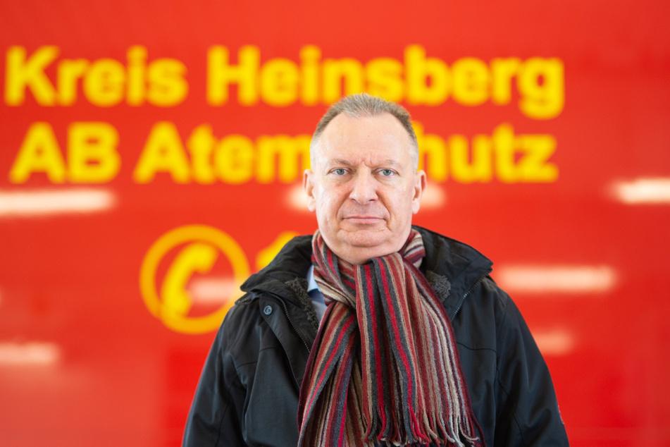 Kreis Heinsberg: Landrat bittet China um Corona-Hilfe