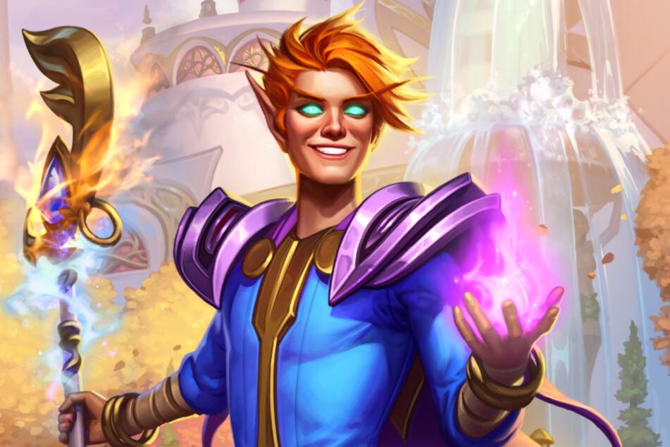 Die Questkarte Zauberass Dämmergriff sorgt aktuell für viel Unmut in der Community. Magierdecks werden dadurch viel zu schnell für jede Art von Kontrolldecks.