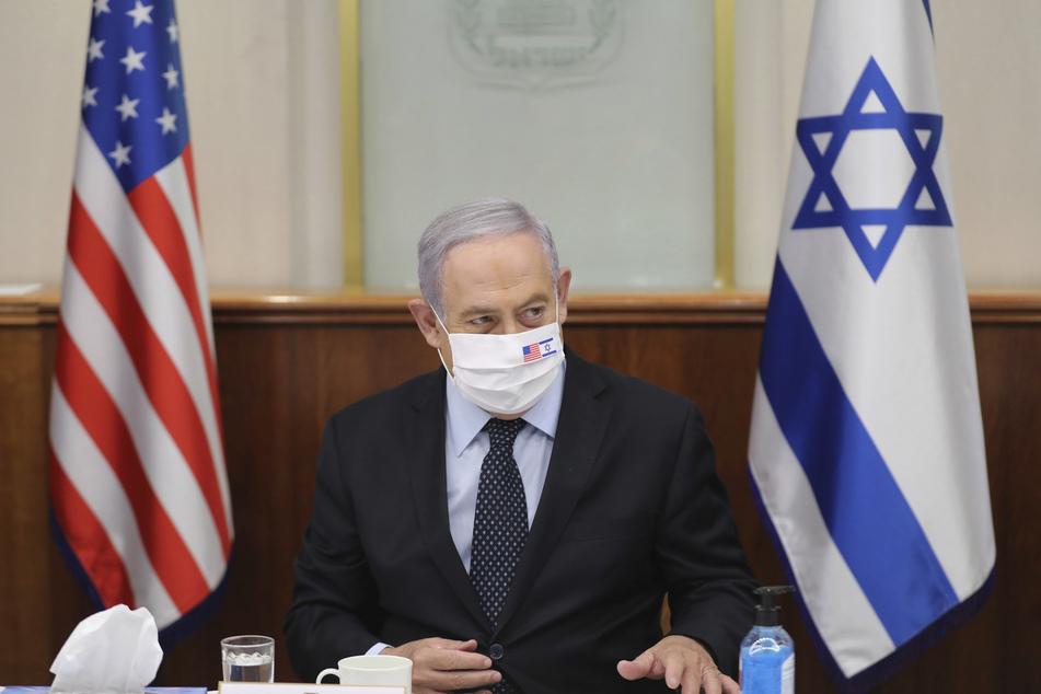 Benjamin Netanjahu, Premierminister von Israel.