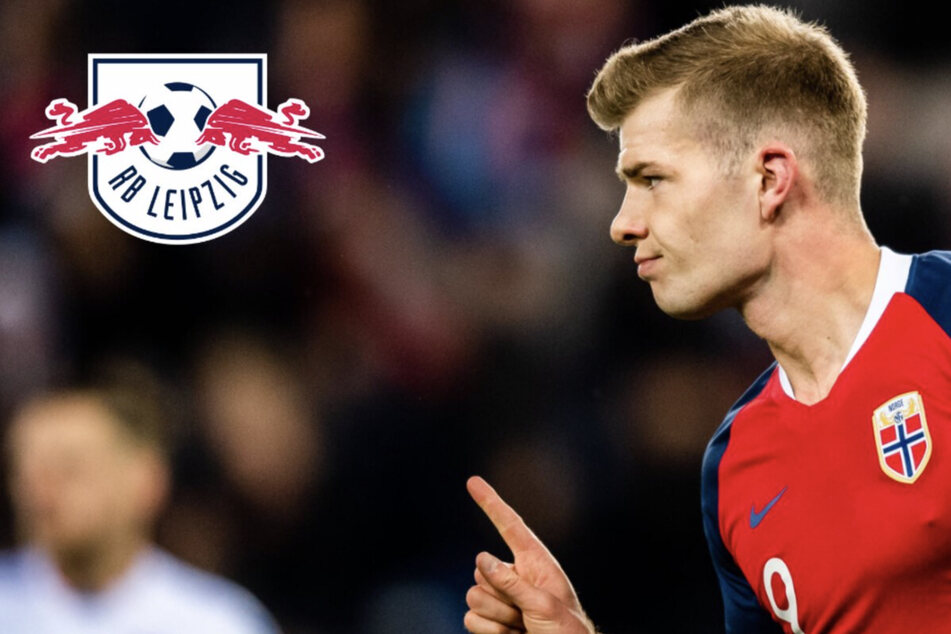 Endlich fix: RB Leipzig verpflichtet Alexander Sörloth