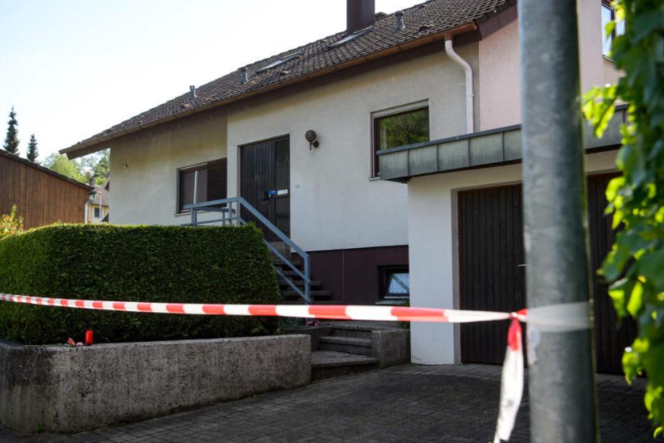 In diesem Haus in Künzelsau wurde der tote Junge entdeckt.