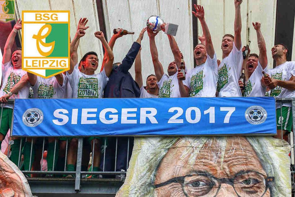 Viertliga-Lizenz da! Chemie Leipzig kickt nächstes Jahr zweimal gegen Lok