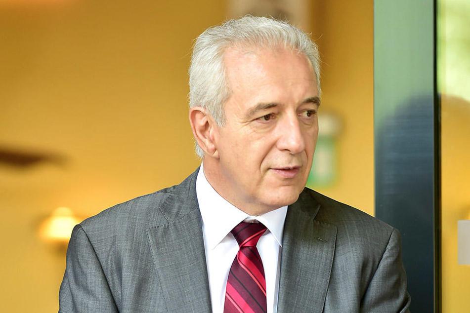 Ministerpräsident Stanislaw Tillich (58, CDU) wird endgültig Dresdner.