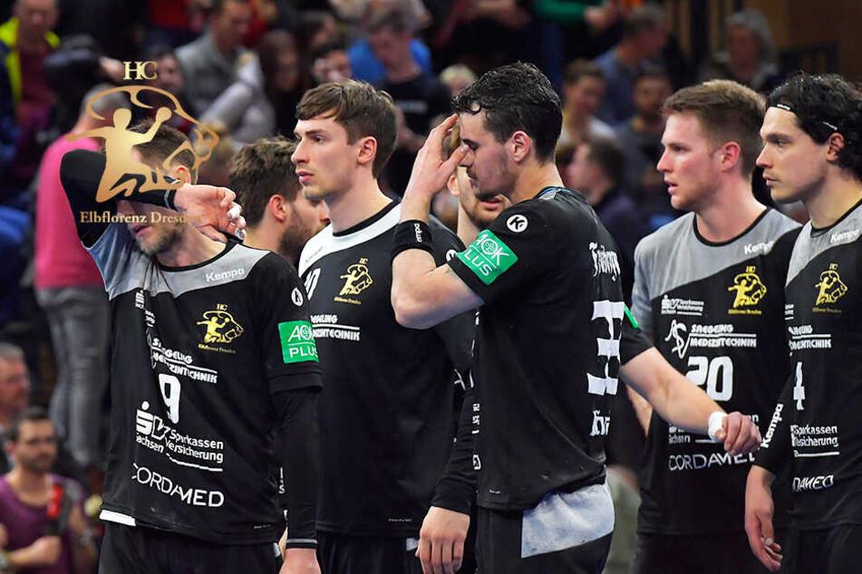 "HC Elbflorenz kassiert 17. Saison-Pleite: ""Handball kann brutal sein!"""