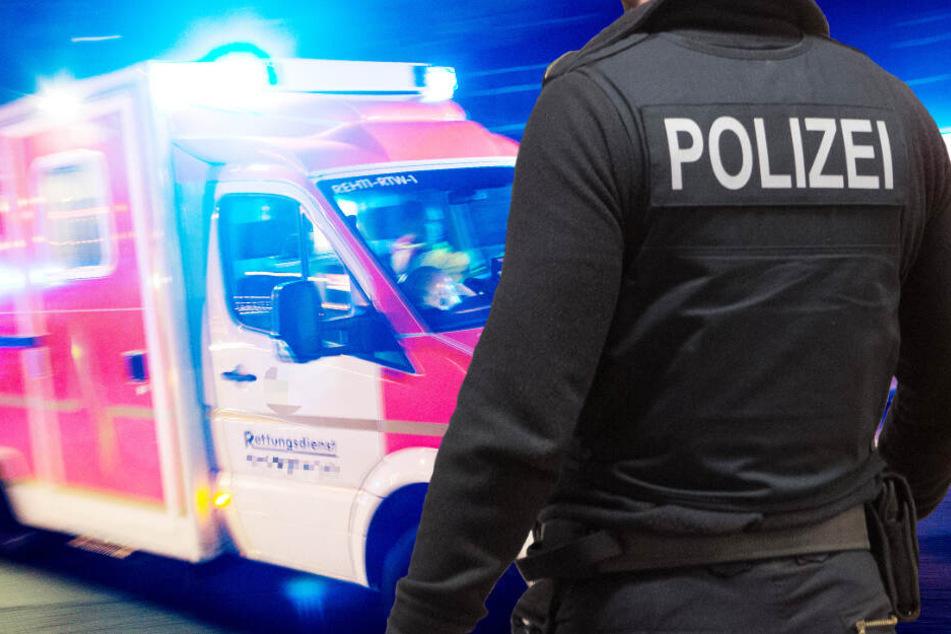 Nach Messerattacke auf Ex-Partnerin schwebt Mann aus Wiesbaden in Lebensgefahr