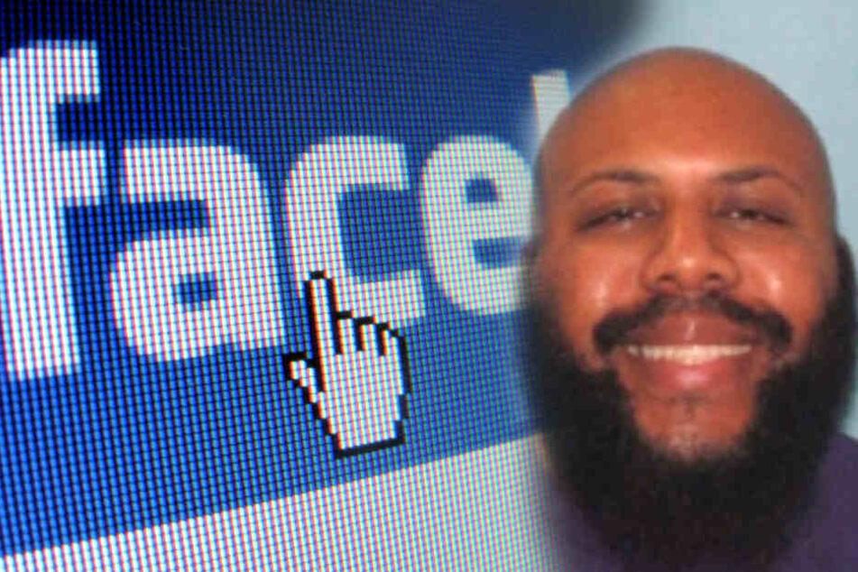 Zwei Stunden lang war das Mordvideo vom gesuchtem Steven S. online, bevor Facebook das Profil sperrte.