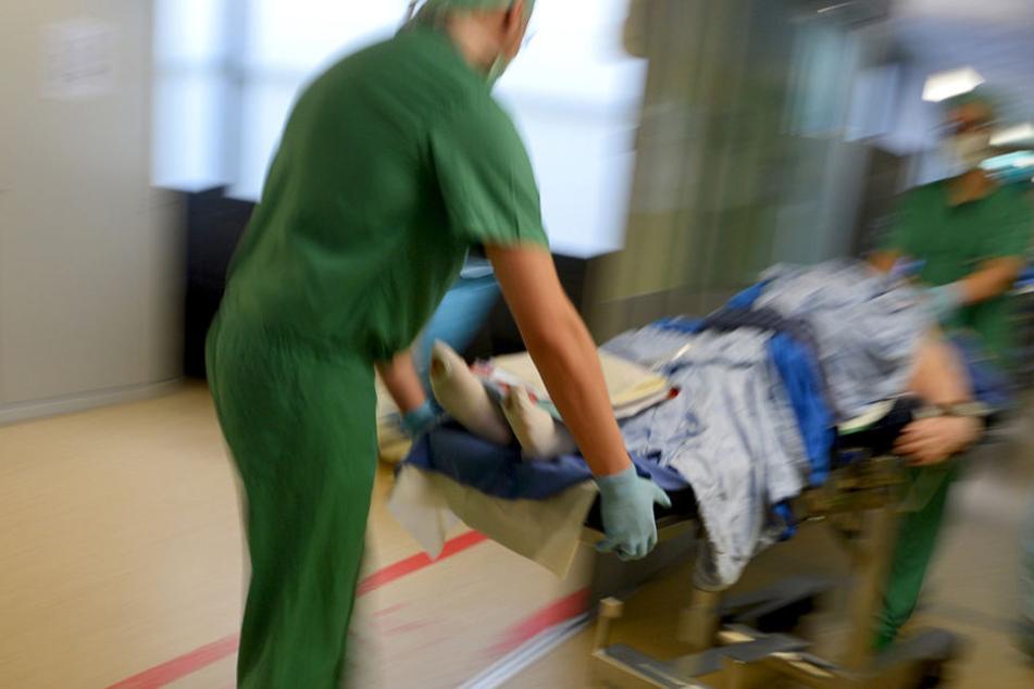Nicht nur die Modernisierung fehlt häufig, die Kliniken klagen auch über zu wenig Betten.