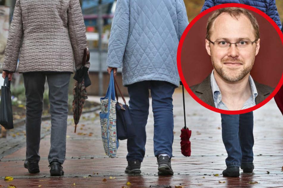 """Meine Meinung: """"Zufußgehende"""" statt Fußgänger?! Verschont mich bitte mit diesem Gender-Sprech!"""