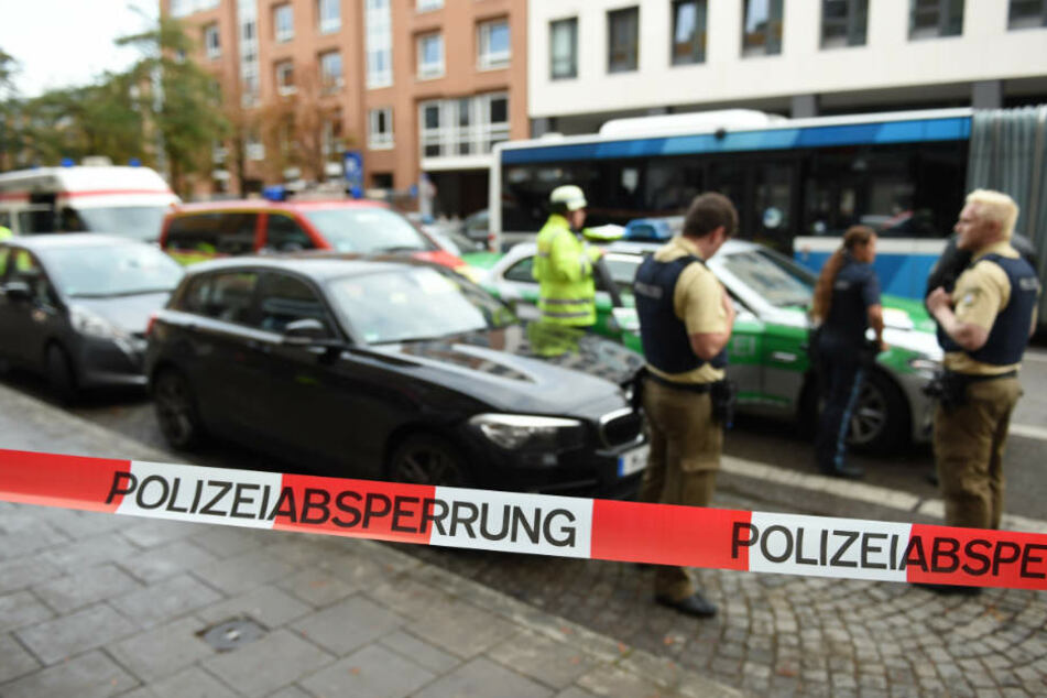 Der 34-Jährige hat damals am Rosenheimer Platz in München mehrere Passanten mit einem Messer verletzt.