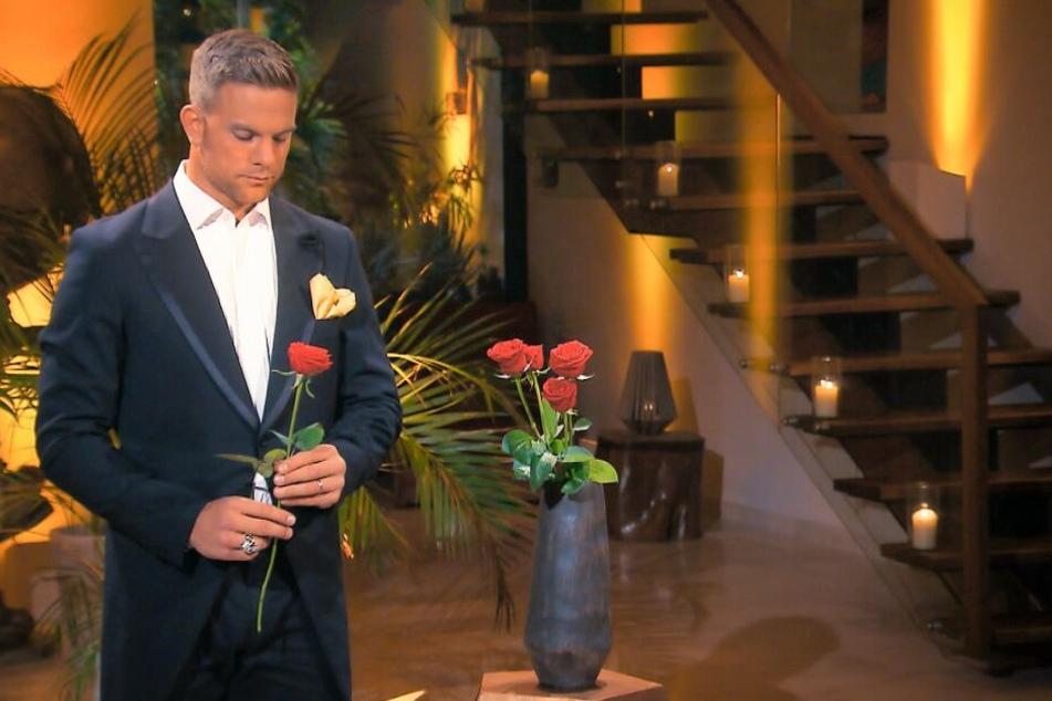 Bachelor Sebastian Preuss hat noch fünf Mädels zur Wahl.