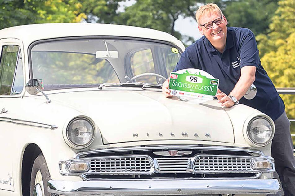 Auto-Fans aufgepasst! Mega-Rallye düst wieder durch Sachsen