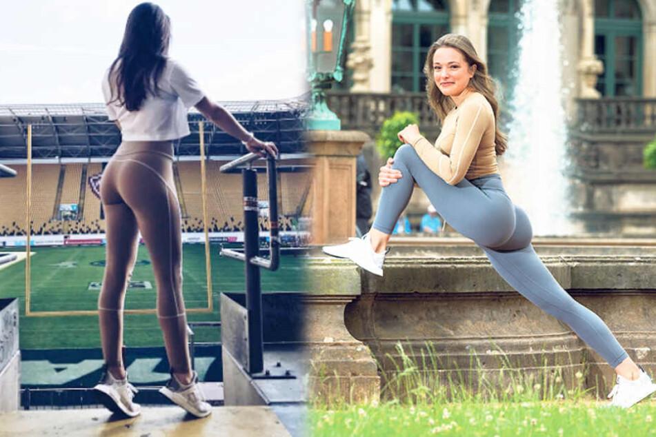 Diesen Knackpo solltet Ihr Euch merken: Patricia ist Dresdens neue Fitness-Queen!