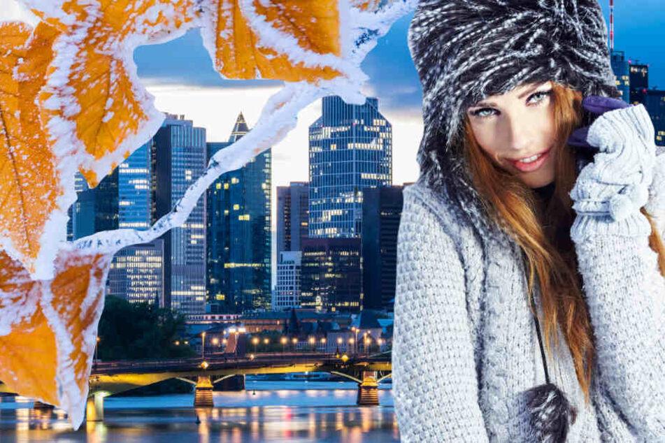 Die Hessen müssen sch auf kältere Temperaturen und Nachtfrost einstellen (Symbolbild).