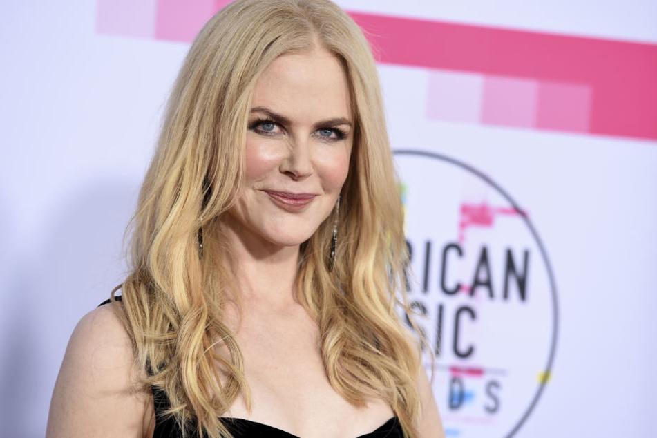 Nicole Kidman beschützt ihre Kids vor Vogelspinne