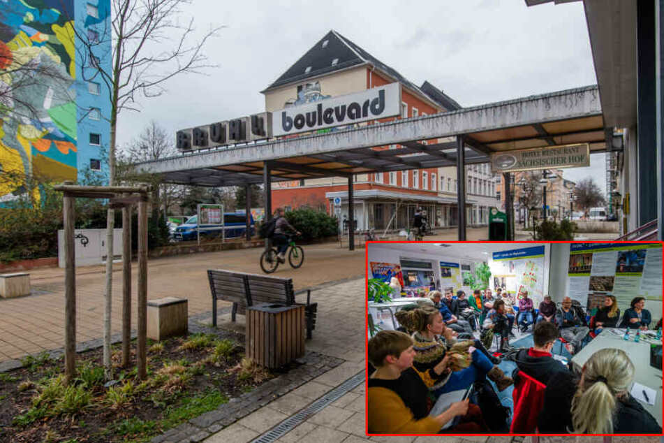 Chemnitz: Krisensitzung! Brühl-Händler lesen der Stadt die Leviten