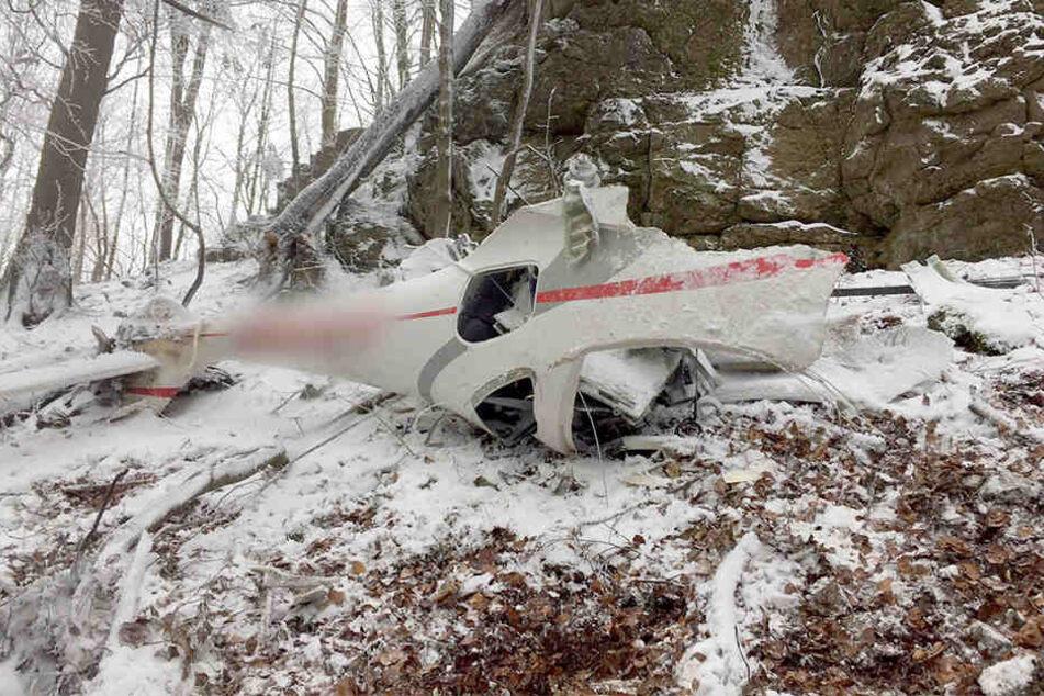 Das Flugzeug wurde rund 20 Kilometer vom vermuteten Absturzort gefunden.