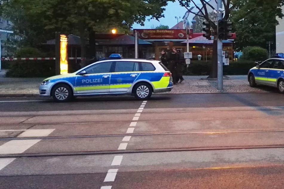 Auf der Borsbergstraße wurde eine Person überfallen. (Archivbild).