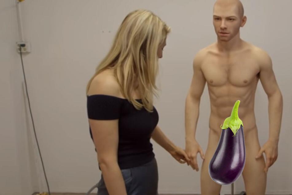 Darf's ein bisschen mehr sein? ... Wie an der Fleischtheke werden auch bei der Sexpuppenherstellung die Kundenwünsche respektiert.