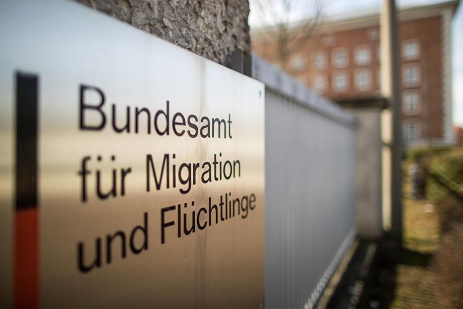 Das Bundesamt für Migration hat im April wieder mehr Asylanträge für Deutschland gezählt.