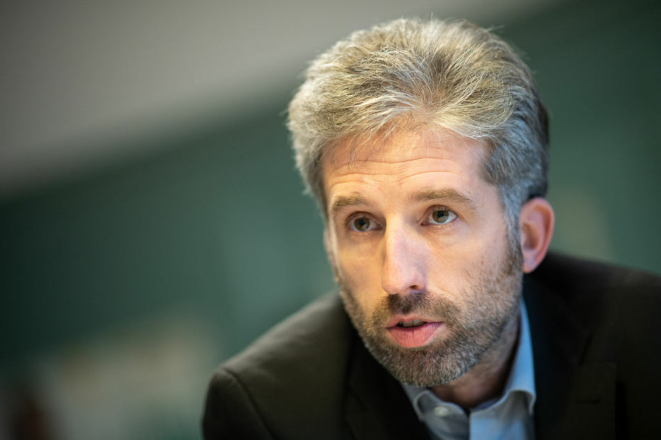 Boris Palmer, Oberbürgermeister von Tübingen will eine Steuer auf Einwegverpackungen einführen