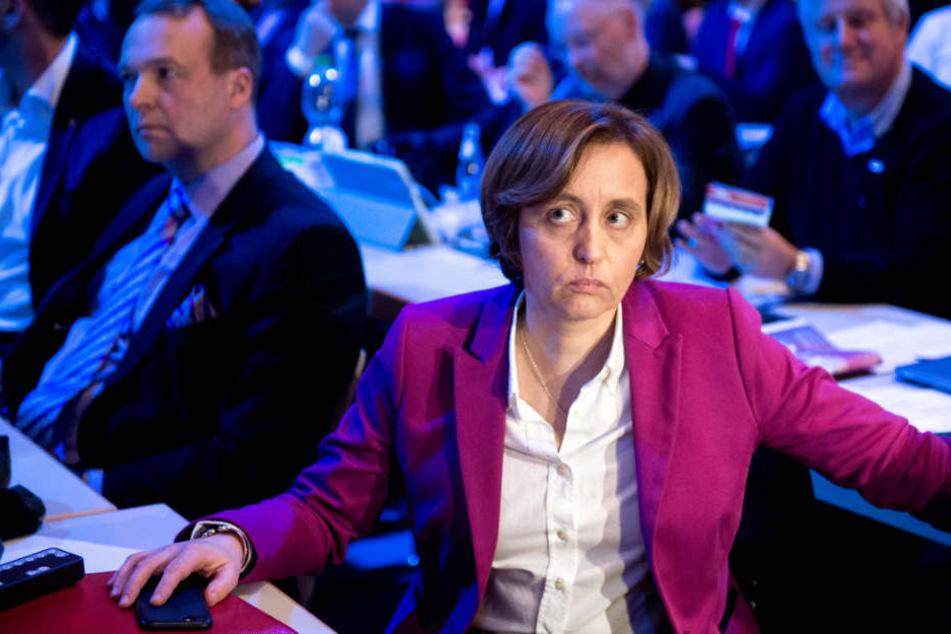 Die Trikot-Aktion gefiel AfD-Politikerin Beatrix von Storch überhaupt nicht.