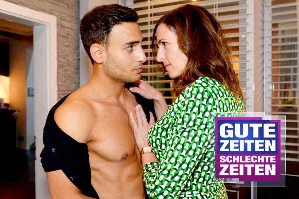 GZSZ-Star Ulrike Frank verrät: Diese Sex-Szene war ihre liebste!