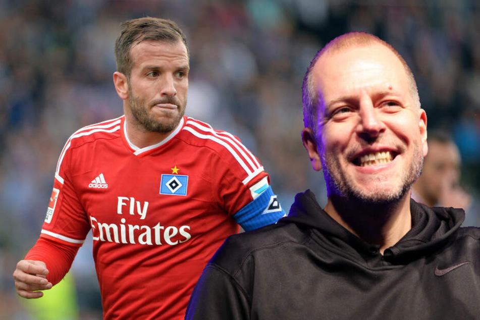 """Ex-HSV-Star holt Lotto King Karl und """"Hamburg, meine Perle"""" zurück ins Stadion"""