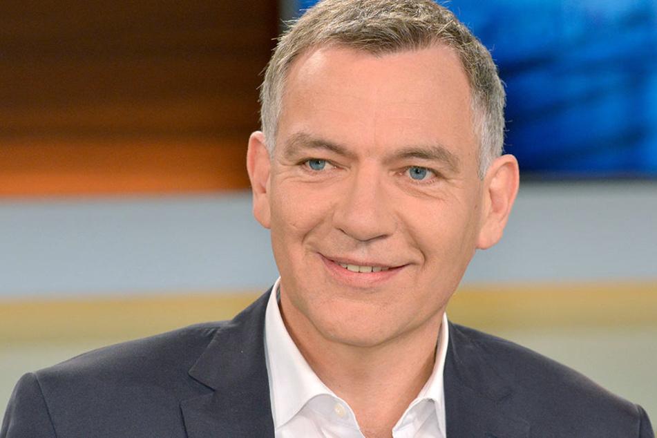 Jan van Aken, außenpolitischer Sprecher der Bundestagsfraktion der Partei Die Linke.