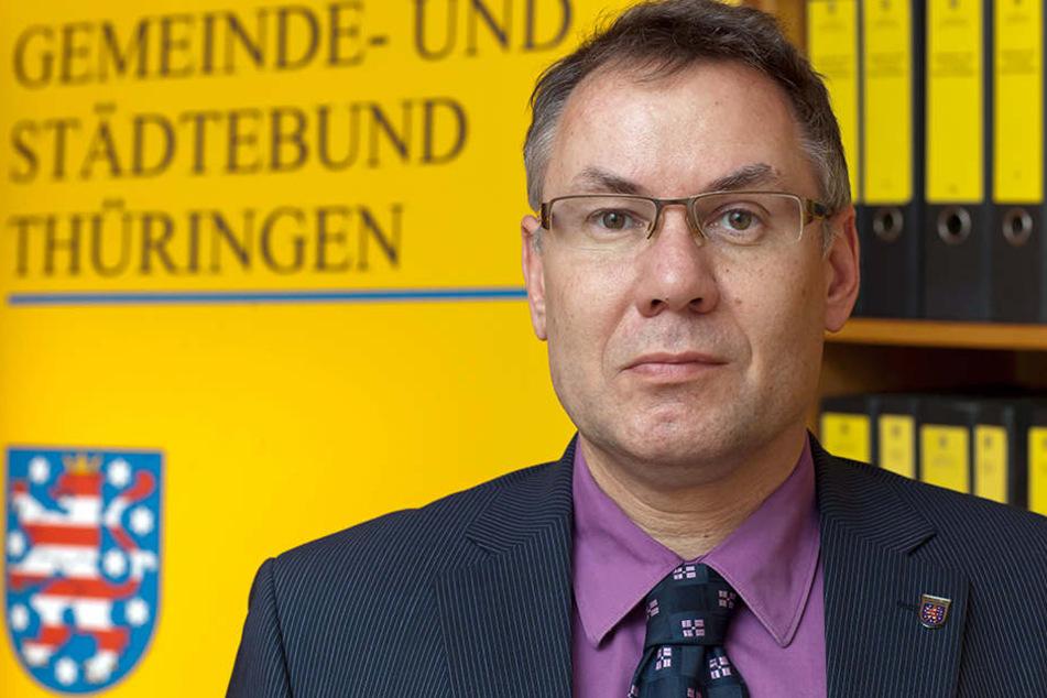 Geschäftsführer Ralf Rusch wehrt sich gegen die Vorwürfe.