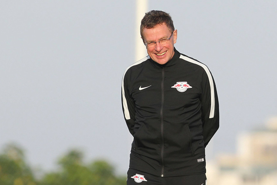 Da hat Ralf Rangnick gut lachen. Ist er wirklich der beste Manager der Welt?