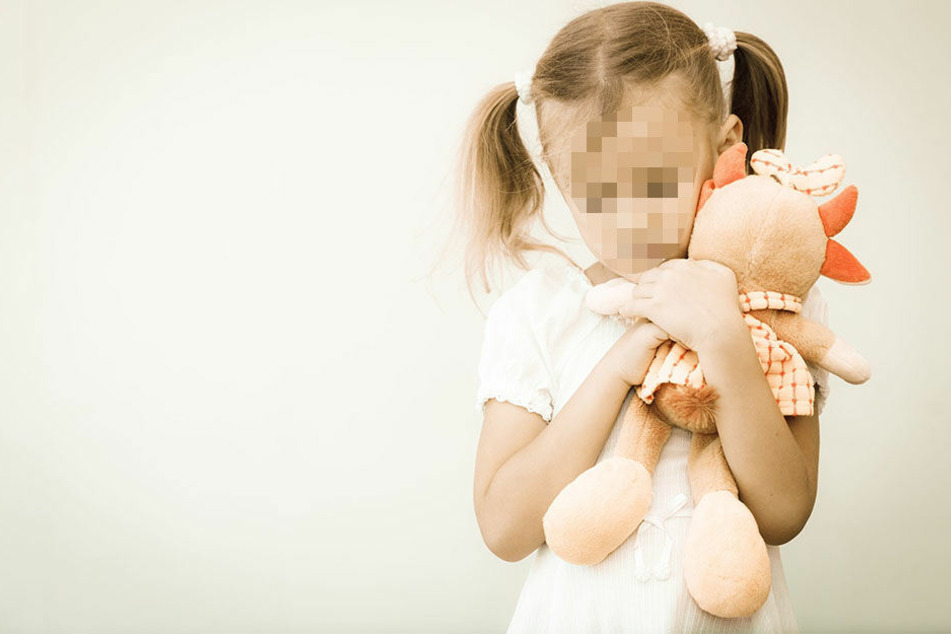 Die vier Mädchen, die der Mann missbraucht hat, waren zwischen vier und neun Jahre. (Symbolbild)