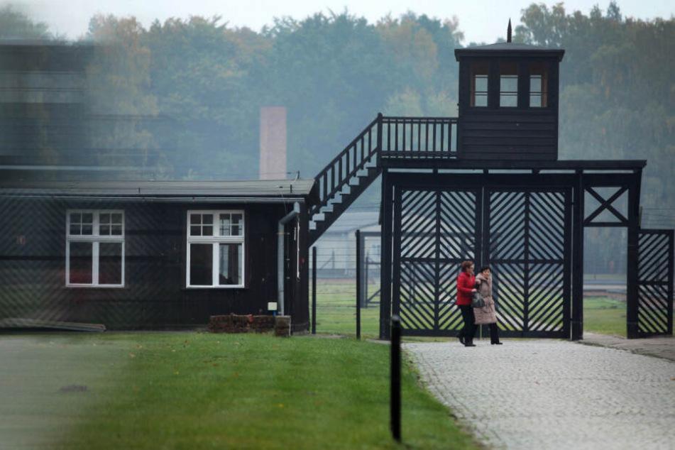 Der Angeklagte war im KZ Stutthof als Wachmann aktiv. (Symbolbild)